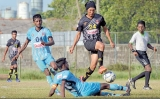 Football tournaments are held sans objectives and goals