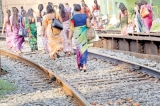 Railway jaywalkers call for 'protected pathways'
