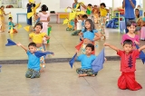 Avurudu celebrations at JMS International Montessori