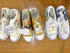 'Shoes for Hope' from Korea to SL