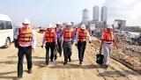 CEA Chairman inspects Port City dredging work