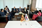 Korea Importers' Association and  Sri Lanka Embassy in new partnership
