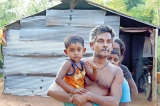 In this Kataragama village, abject poverty drives children to begging