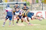 No question of home advantage, but Antonians have the edge