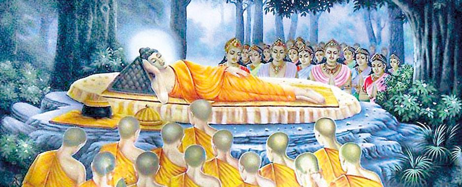 THE  SUNDAY PUNCH VESAK TRILOGY: The Birth, the Enlightenment and Nirvana of Gautama the Buddha