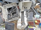 Experts warn of e-waste being dumped together with garbage