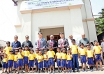 The opening ceremony of the new branch of Happy Children's Centre