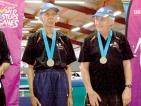 Dr.  Lucas wins 4 more medals