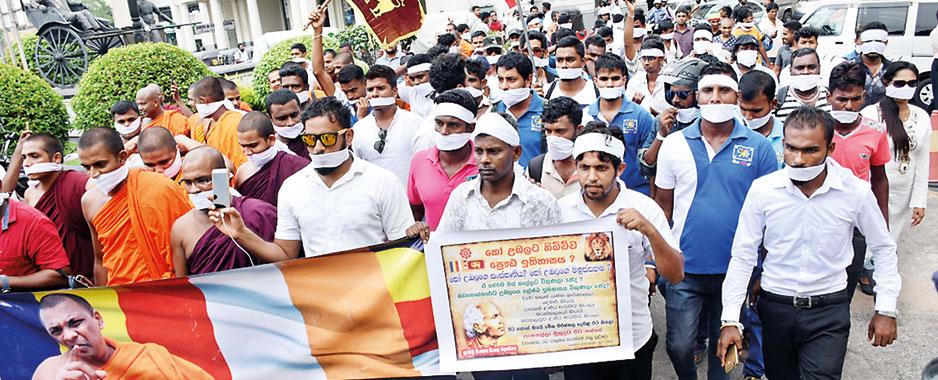 Bodu Bala bogeyman bares bigotry's evil breast again