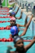 No brollies needed at Sugathadasa pool