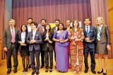 Chamathya receives 'Emerging Young Leaders Award 2017′