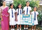 Kudapaduwa Sinhala Mixed School held a Letter writing competition