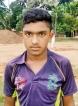 Uvindu Balasuriya slams hundred in 38 balls