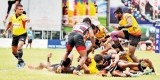 Mercantile Rugby 7s, at Race Course