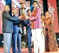 Madhuka, Most Outstanding Sportsman of the Year at Ananda