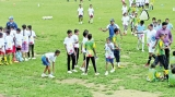 FFSL Celebrates the AFC Grassroots Football Day in Ratnapura