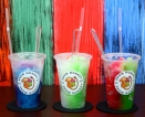 Something cold and sweet – refreshing snow cones