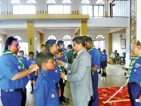 Largest number of Sea Scouts in the Negombo District for the first time
