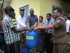 Clean water flows once more in Kotmale Oya
