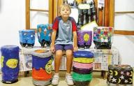 The Elizabeth Moir Junior School Art Exhibition