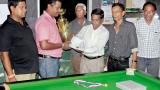 Nirosh Snooker champ
