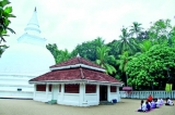 A sacred ground in the shadow of the Kelaniya temple