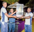 Navy rule the waves off Trinco