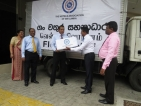 Hoteliers donate for flood relief