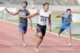 Off go the 22  athletes for Asian Championships