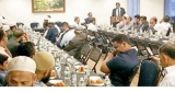 Iftar at Sri Lanka's UN mission