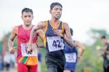 Appuhamy and Madurika grab Race Walking titles
