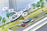 Uber's flying taxis in Dubai by 2020