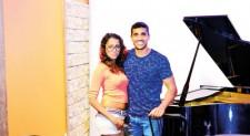 DeLon Jay's  new album  promotes Lankan music in US