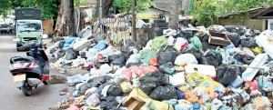 Govt. waste deep in its (mis)management and disposal