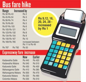 Abusive Operators Of Decrepit Buses Set To Exact High Price Again The Sunday Times Sri Lanka