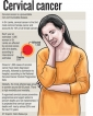 A vaccination to prevent cervical cancer