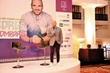Master Chef George Calombaris at Dilma Tea Party