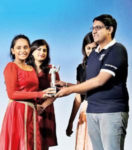 A platform for young actors