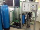 SLN produces ultra-purified water for dialysis