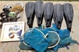 Fishermen allegedly engaged in dynamite fishing in Kilinochchi apprehended