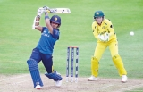Athapaththu eyes WBBL after 'special' knock