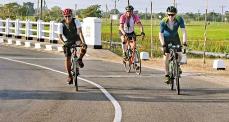 'Heart' riders