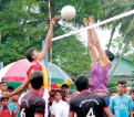 Royal, Lumbini and Vidyarathana emerge Volleyball champs