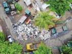 Garden city then: Garbage city now!