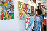 "WUSC ""One Nation, Many Colours"" Art Exhibition"