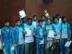 Lyceum Wattala bags Under-15 shuttle title
