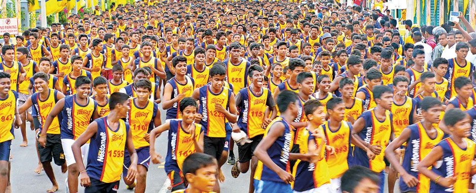 S. Kithushan and S. Sudarmathy wins first leg in Jaffna