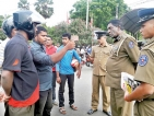 Shots fired at judge's car in Jaffna; sergeant wounded