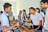School Science & Technology Exhibition in rural Kurunegala