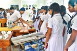 Science & Technology Exhibition in Kurunegala rural school